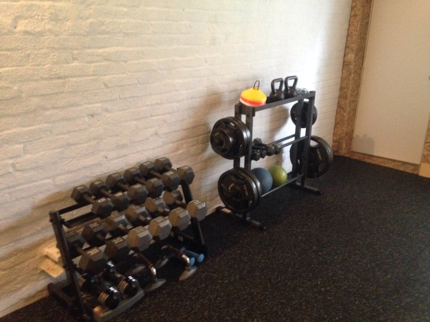 Free Weights at Quest Fitness, Grand Rapids Area Gym