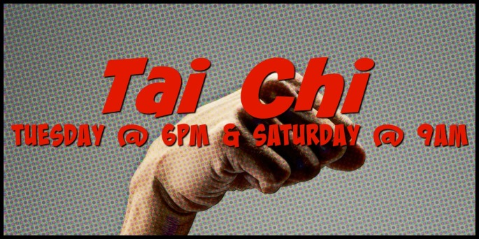 Tai Chi Classes Friday and Saturday - Greater Grand Rapids Area