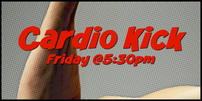 Cardio Kick - Kent County Michigan